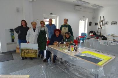 Umetniška kolonija v Rodiku